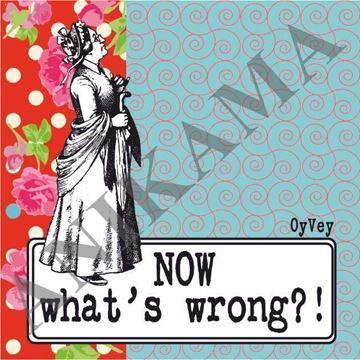 תמונה של Now what's wrong Magnet