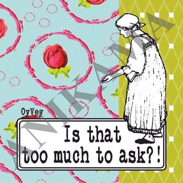 תמונה של Is that too much to ask Magnet