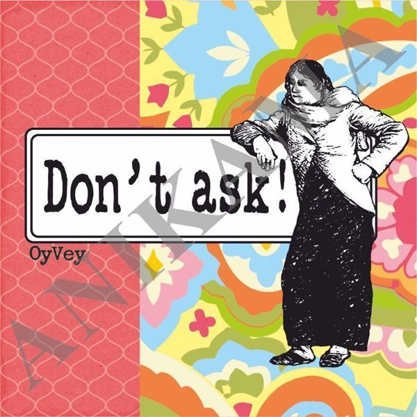 תמונה של Don't ask Coaster