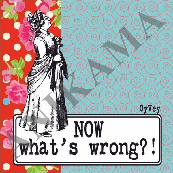 תמונה של Now what's wrong Magnet