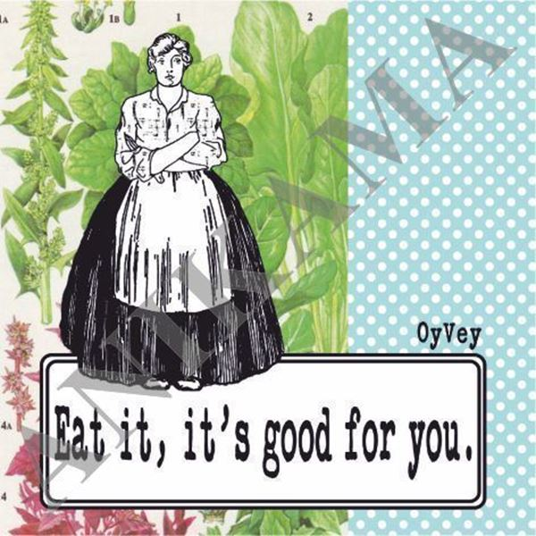 תמונה של Eat it it's good for you Magnet