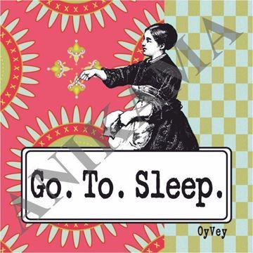 תמונה של Go to sleep Magnet