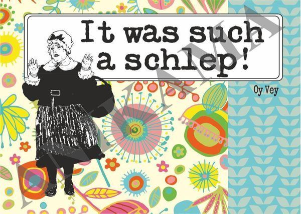 תמונה של It was such a schlep Placemat