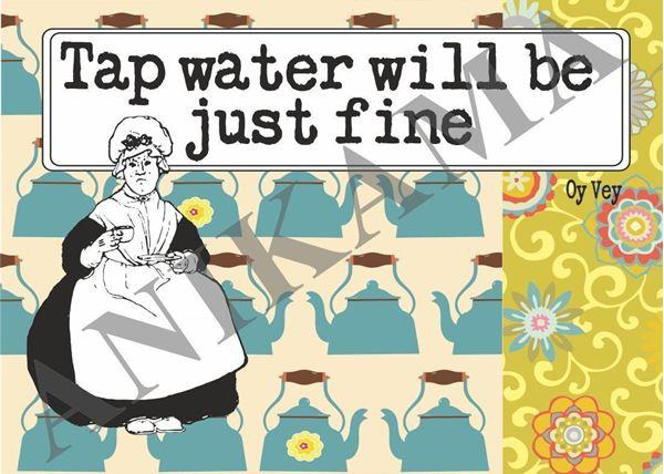 תמונה של Tap water will be just fine Placemat