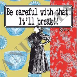 תמונה של Becareful with that it'll break Coaster